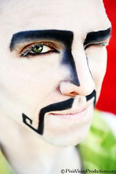 carnival makeup - Google Search
