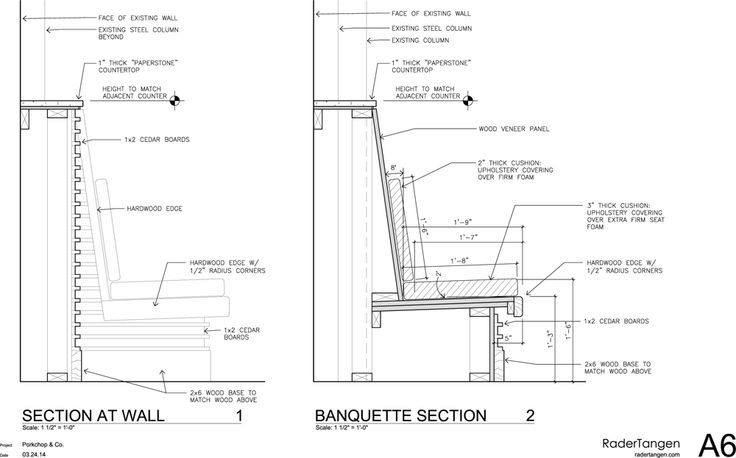 Banquette Dimensions Google Search Banquette Seating Dining
