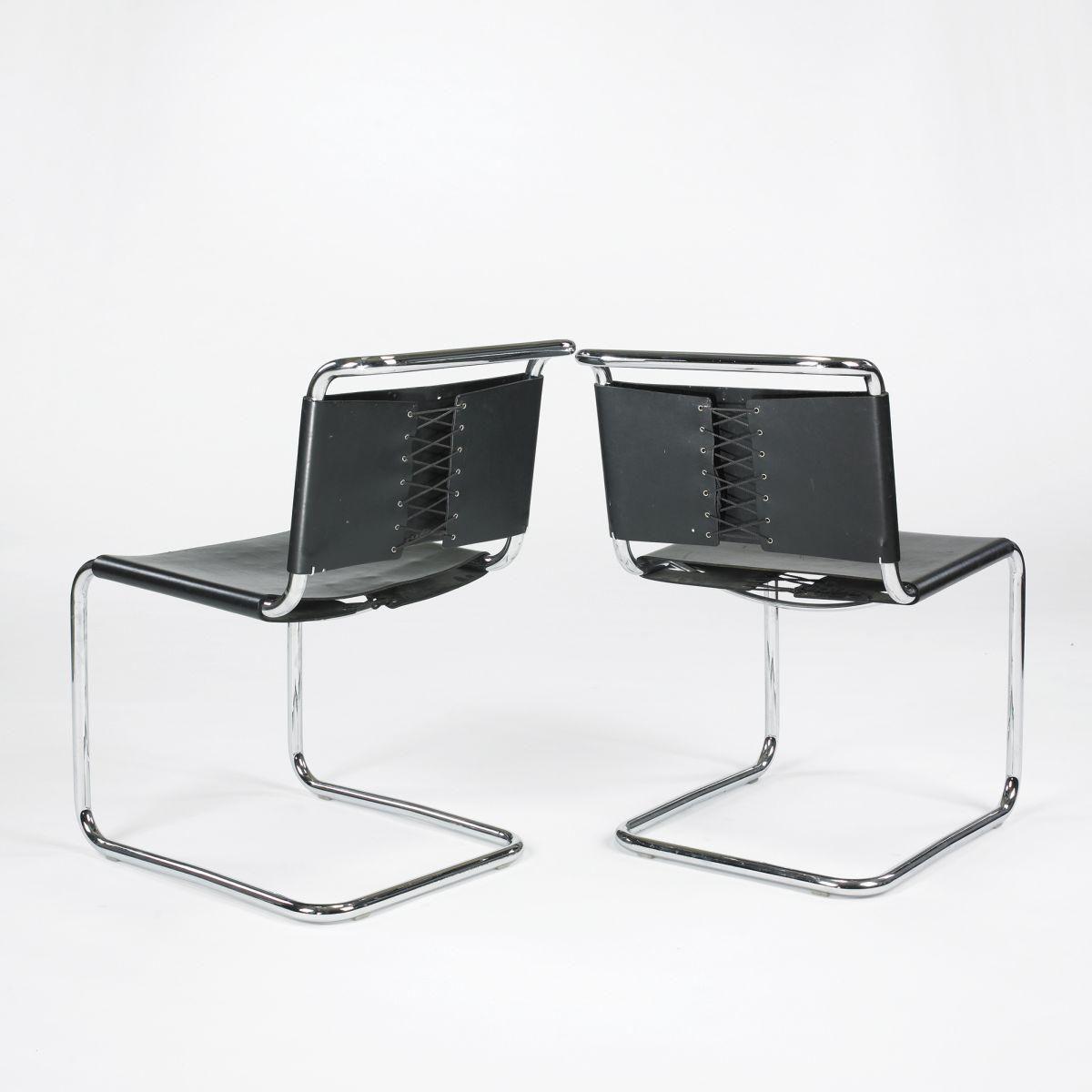 Marcel Breuer B33 chairs pairStudio 5PinterestModels