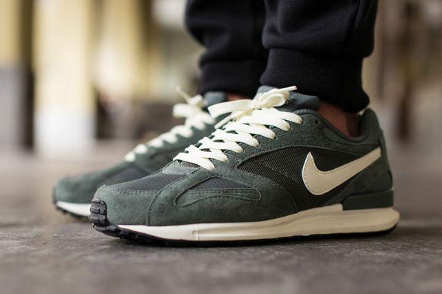 6aa3368c24cc7 nike-air-pegasus-racer-dark-mica-green-2 - Sneaker Freaker