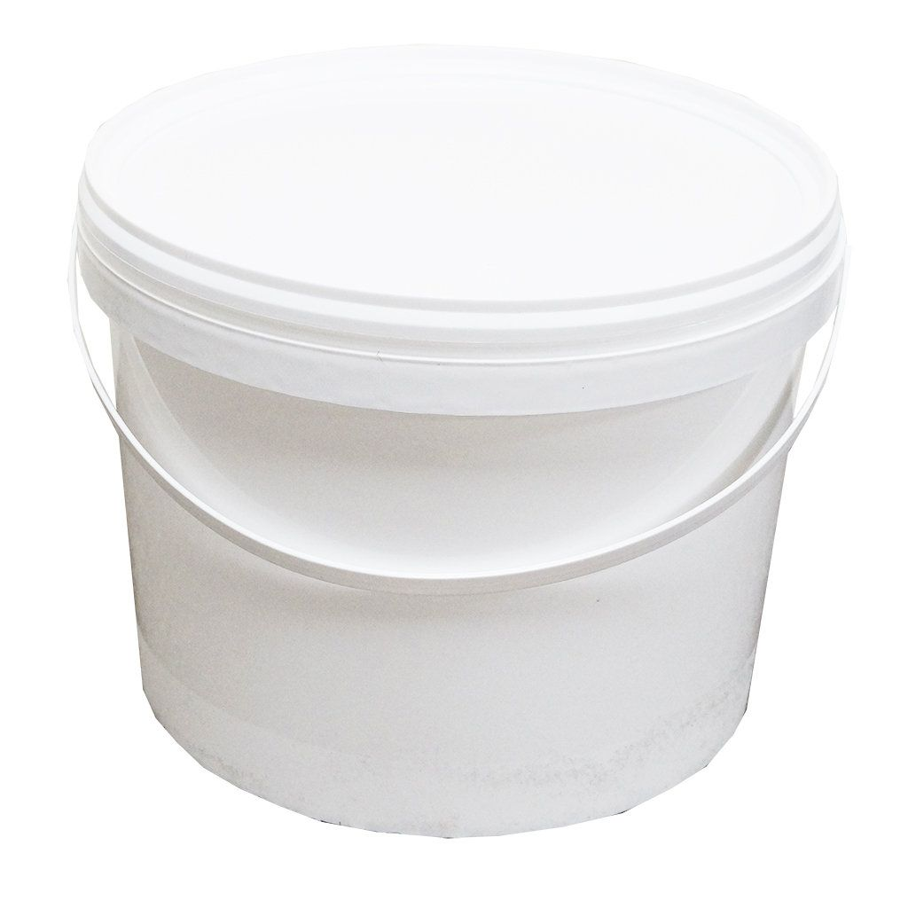 10 Litre Plastic Storage Buckets Container High Quality Food Safe Plastic Buckets With Tamper Evident Lids Storage Buckets Plastic Storage Plastic Buckets