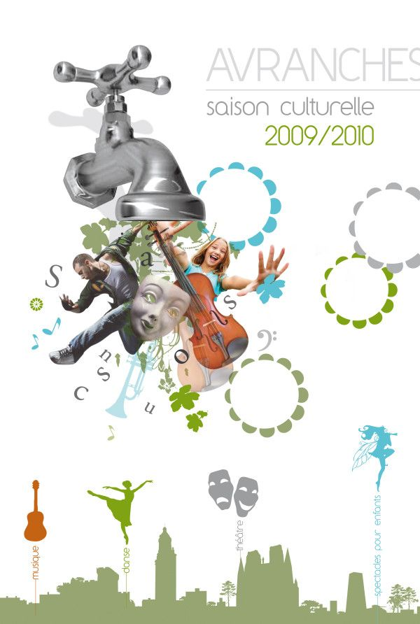 Etude Saison culturelle 2009/2010 Avranches - Le blog de Virginie