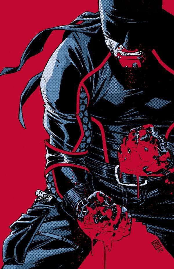 Daredevil by gadgetwk.deviantart.com on @DeviantArt