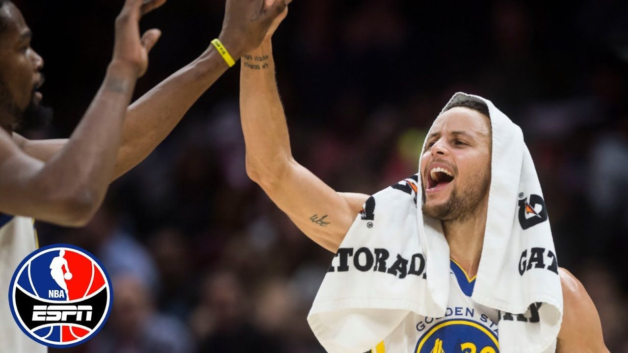 Stephen Curry goes off (42 points, 9 rebounds, 7 assists