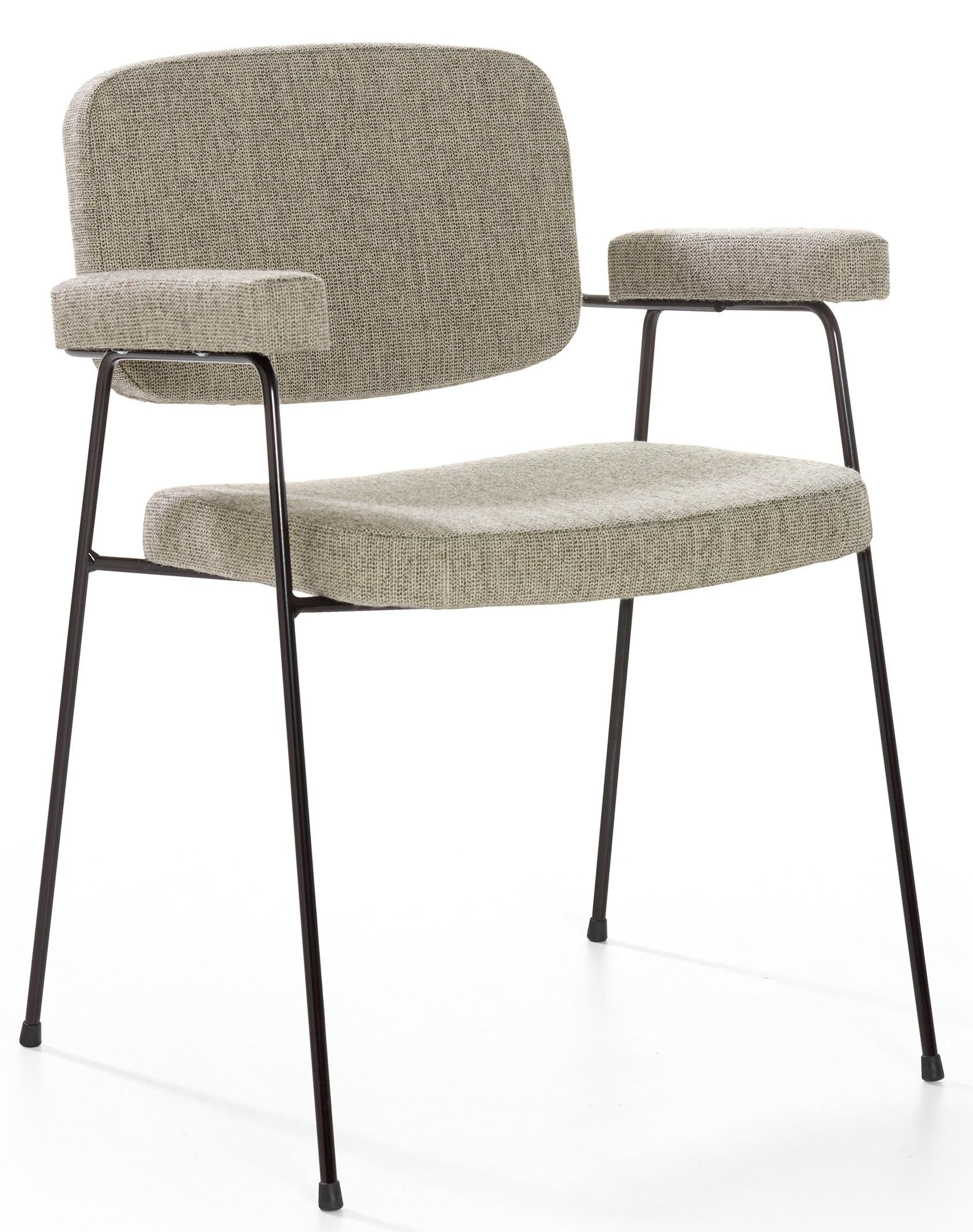 Moulin F 0927 Chair With Armrests by Artifort in Conference Chairs