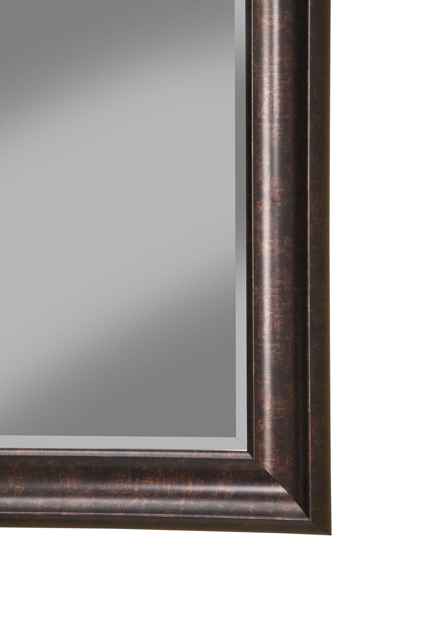 Sandberg Furniture 14217 Oil Rubbed Bronze Wall Mirror Oil