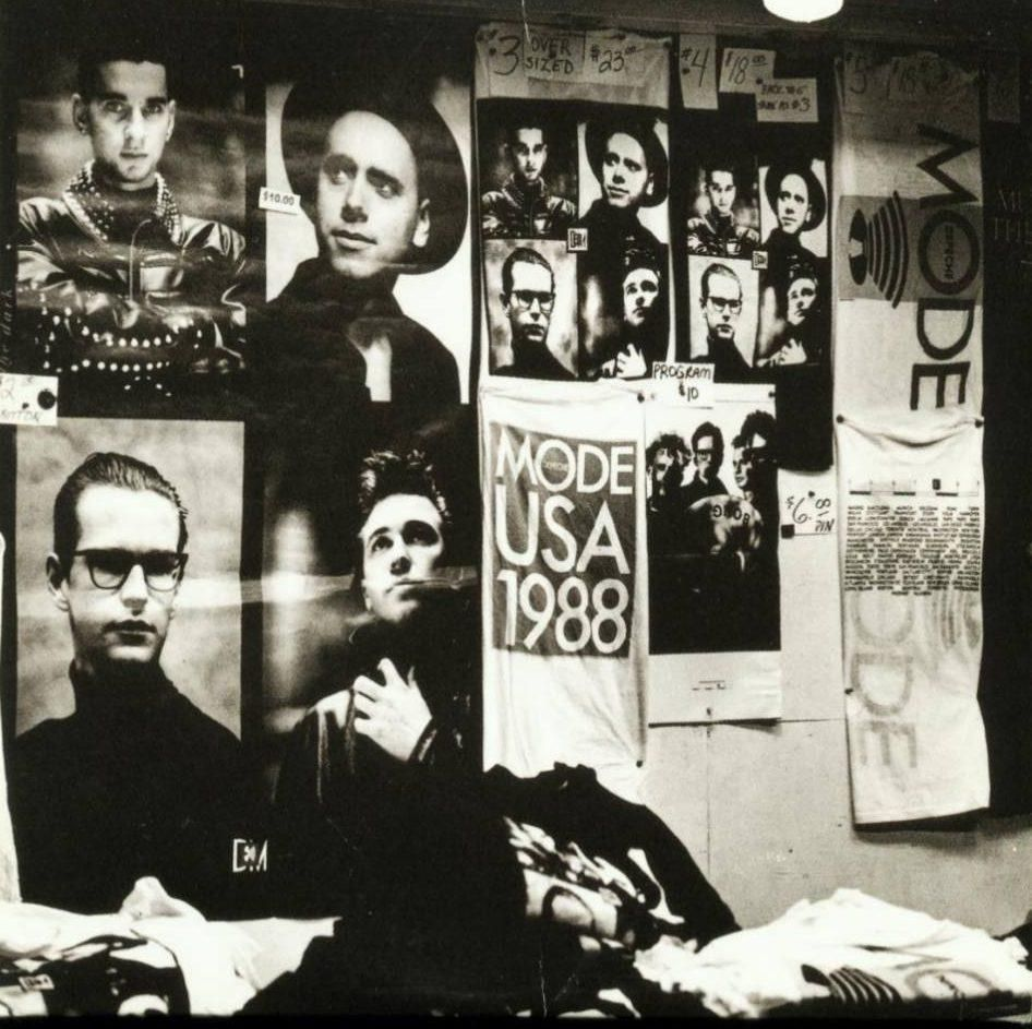 Depeche Mode 101 Released March 13 1989 Exactly 23 Years Ago Today Good Evening Pasadena Depeche Mode Depeche Mode Songs Depeche Mode Live
