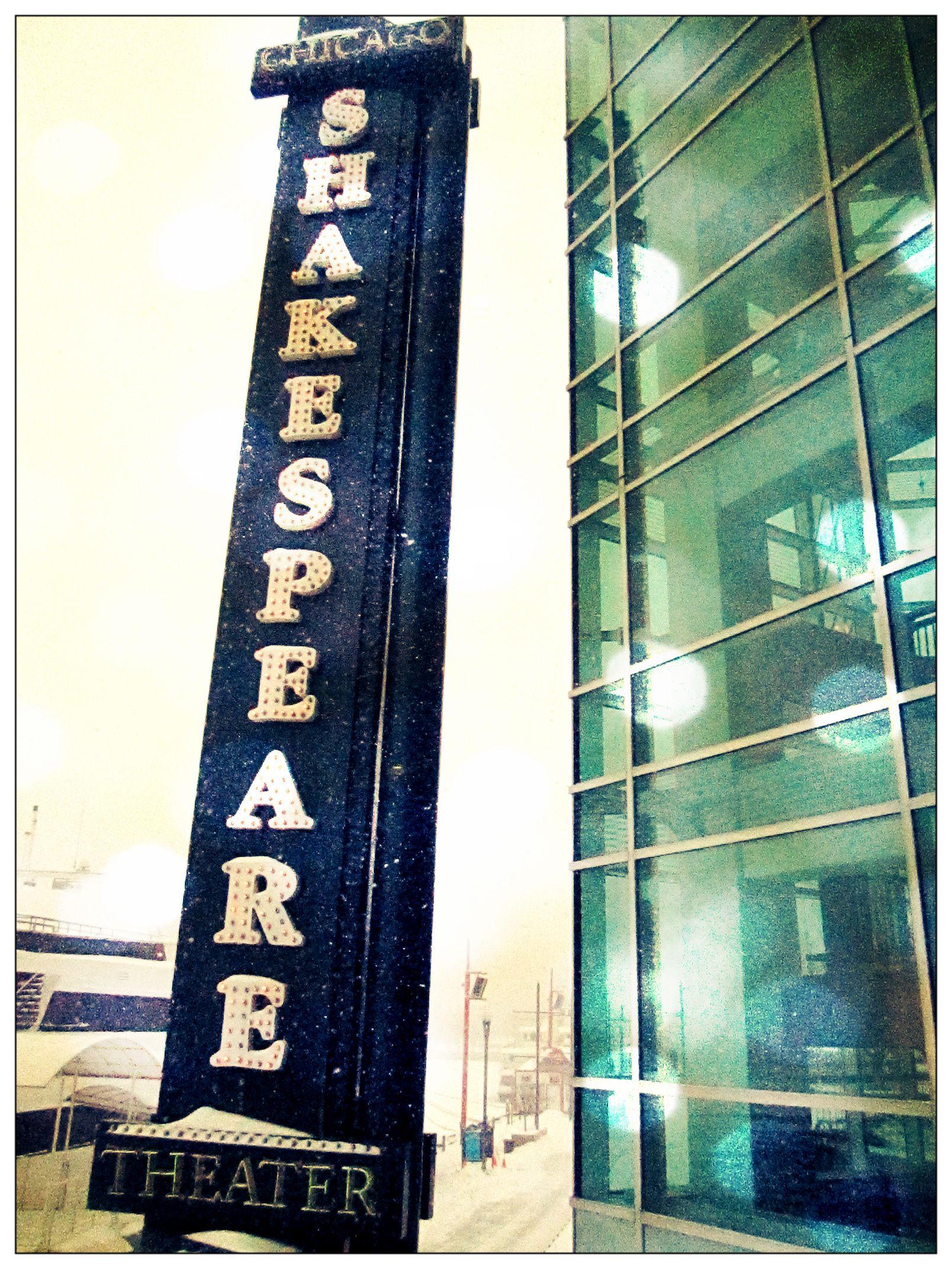 Chicago shakespeare navy pierjan 2012 theatre navy