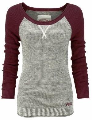 Beautiful thermal baseball sweater shirt by Trace679