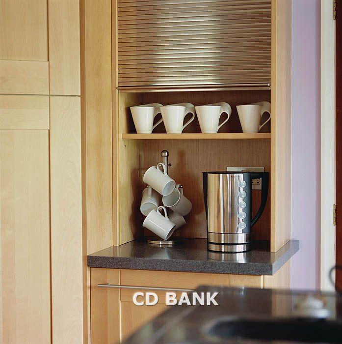 'Appliance Garage' With Avsikt Roll Up Door? (To Left Of