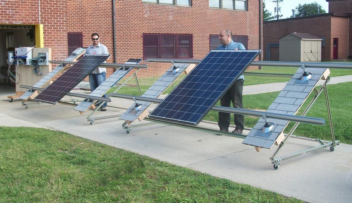 Everblue S Solar Pv Installer Training Solar Solar Pv Leed Certification