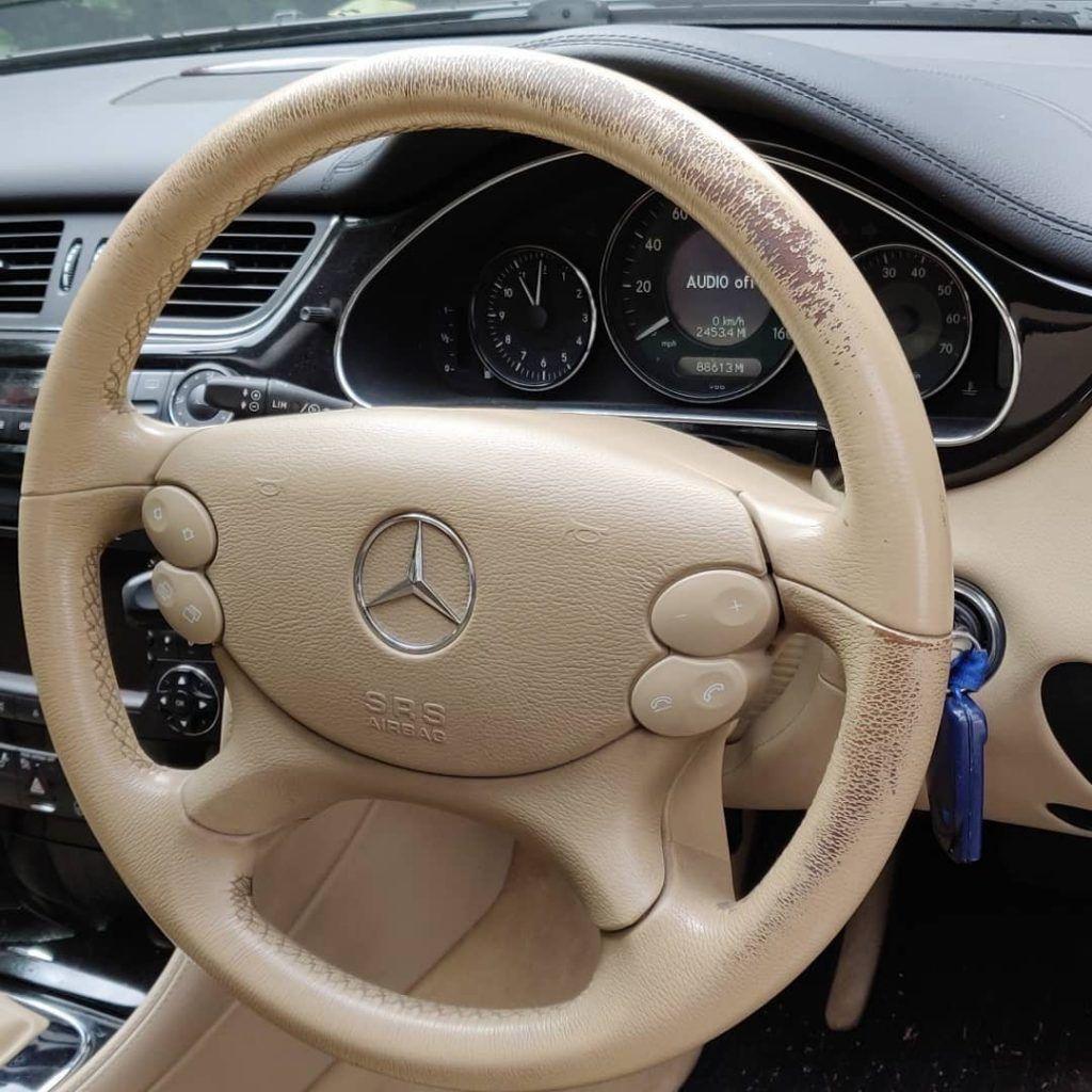 Steering Wheel Colour Loss in 2020 Steering wheel, Wheel