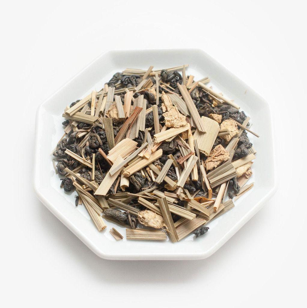 ORGANIC GREEN TEA (GINGER) - $12.48