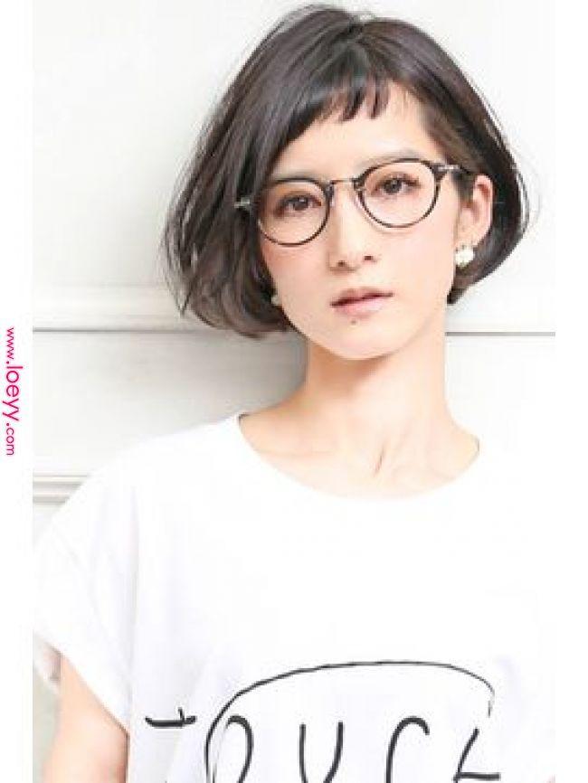 Bob 142 宮内 博貴 安田成美 髪型 ショートヘアの前髪 ヘアスタイル