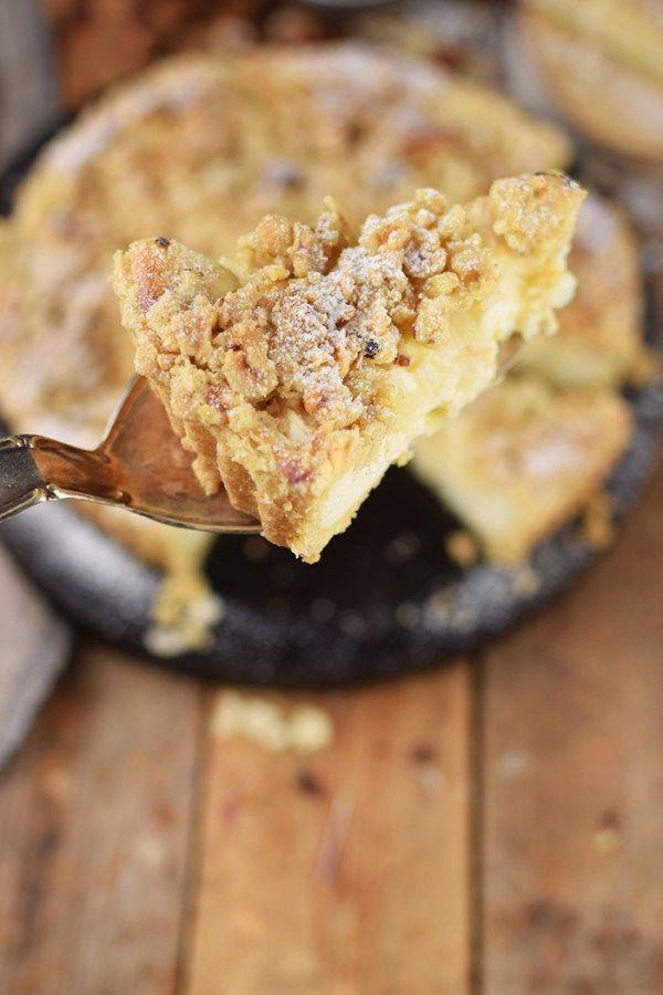 Apfel Streusel Kuchen Apple Crumble Cake Mit Bildern Streusel Kuchen Apfelstreuselkuchen Apfel Quark Kuchen