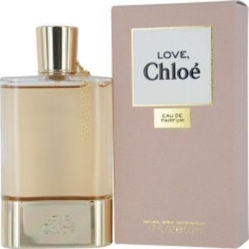 Chloe Love Eau De Parfum Spray 17 Oz By Chloe Parfum Chloe