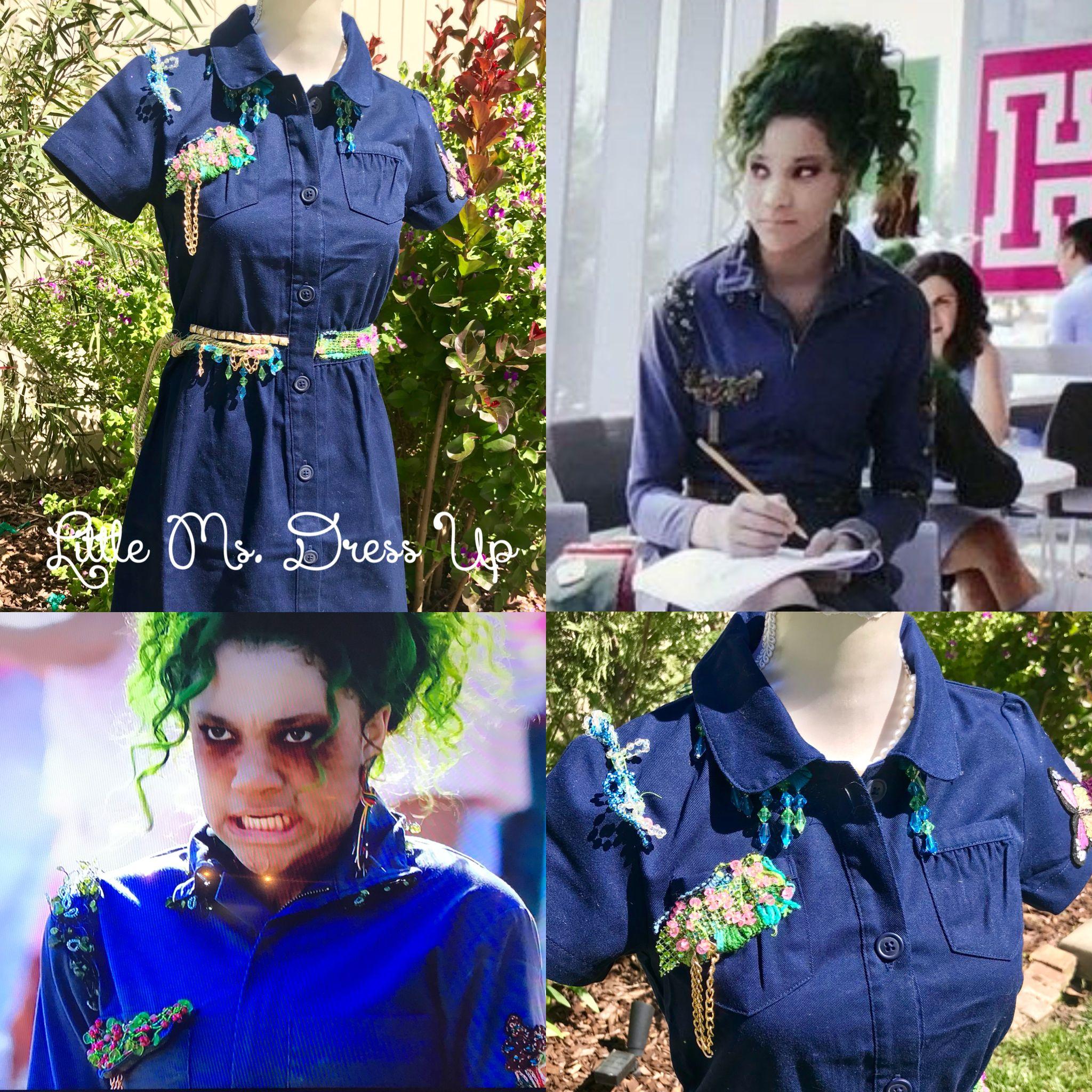 Disney/'s Zombies Zed Deluxe Child Costume