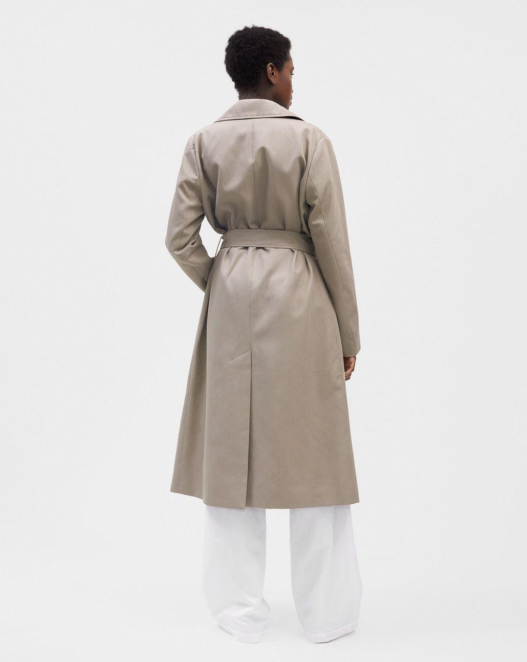 41233be7 Marisa Coat Greige - New Arrivals - Woman - Filippa K   Filippa K ...