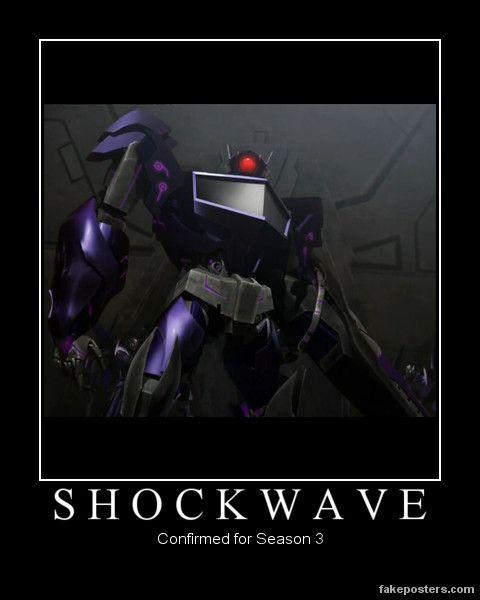 Transformers: Prime Shockwave by Onikage108 on DeviantArt