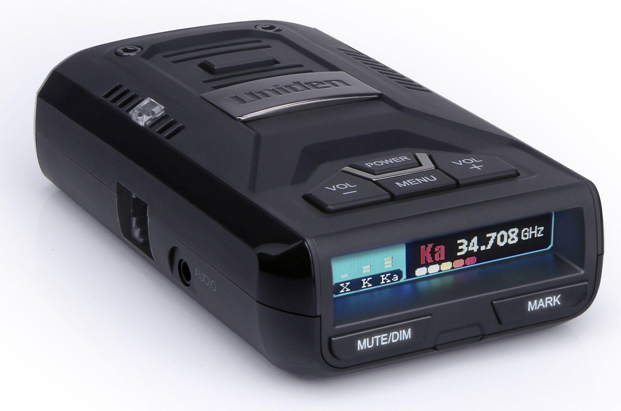 Uniden R3 Gps Enabled Extreme Range Radar Laser Detector From Best Radar Detectors Radar Detector Red Light Camera Detector