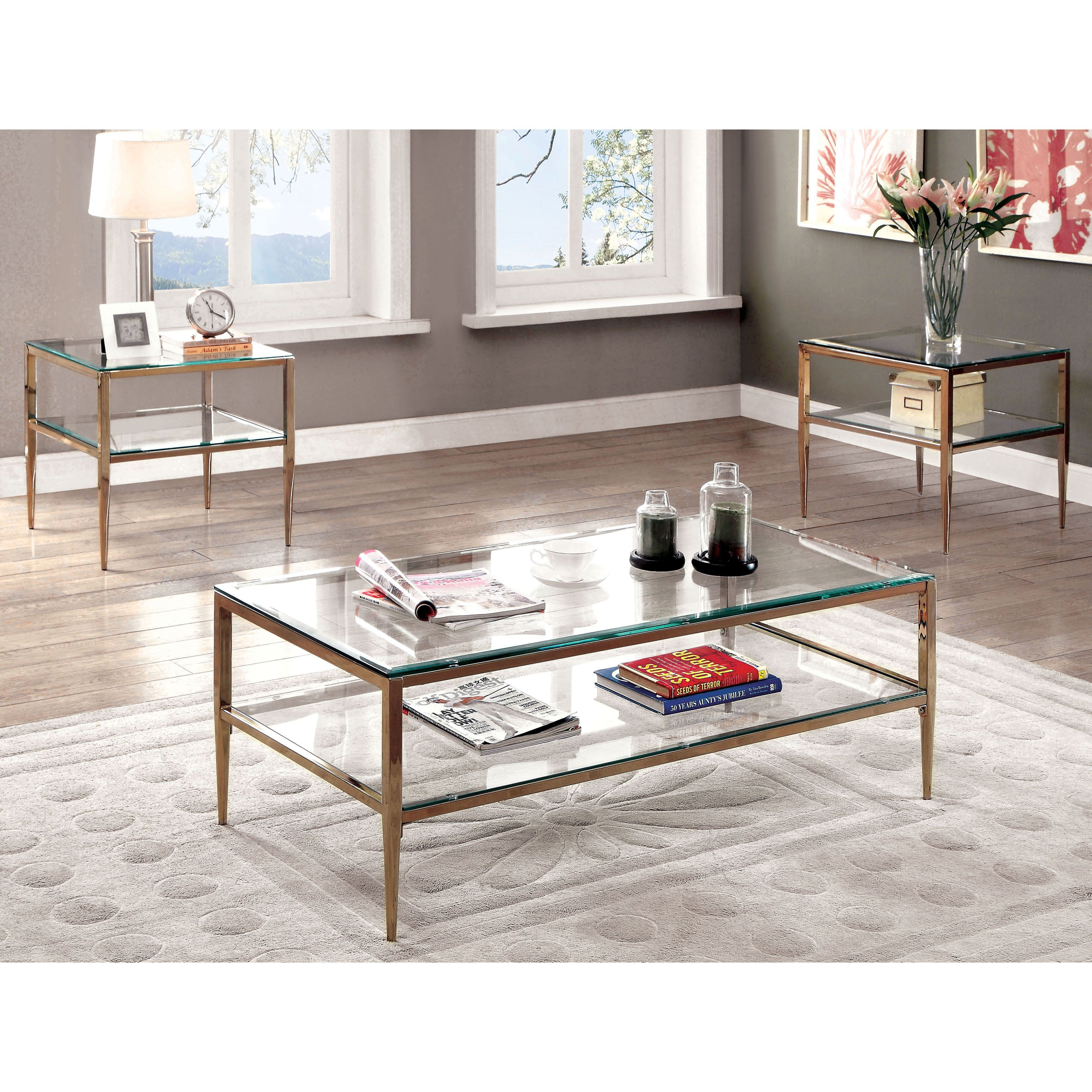 Overstock Com Online Shopping Bedding Furniture Electronics Jewelry Clothing More Coffee Table Accent Table Sets Glass Top Coffee Table [ 3500 x 3500 Pixel ]