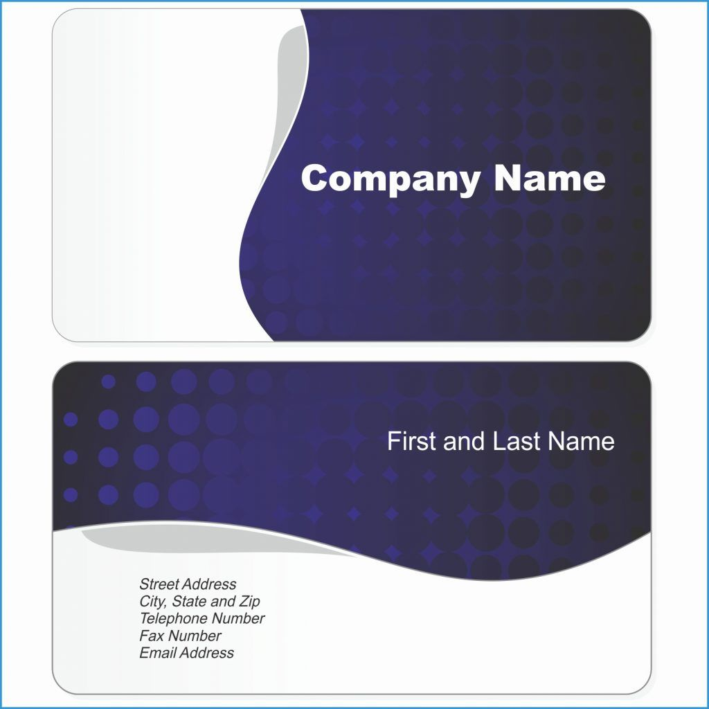 Blank Template Business Cards Free For In Word Card Design Intended For Word Temp Create Business Cards Free Business Card Templates Business Card Template Psd