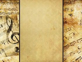 Vintage Music Frame Powerpoint Template Resolution 1450x1100 Pixel Hd Wallpapers Background Music Backgrounds Music Notes Drawing Powerpoint Background Free