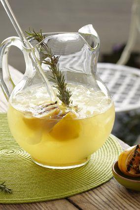 Grilled Lemonade - interesting twist!