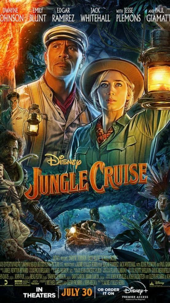 Jungle Cruise movie 2021