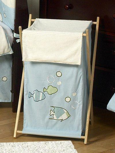 The Go Fish Ocean Baby Bedding