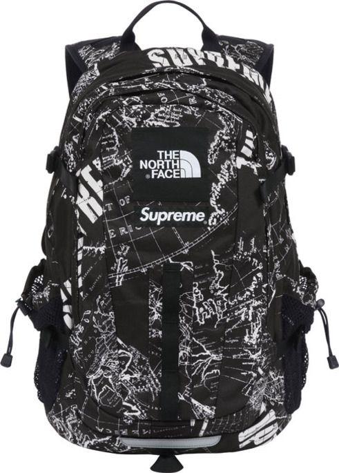2e198be890d Supreme x The North Face Wayfinder 25 Rolling Bag + Hot Shot ...