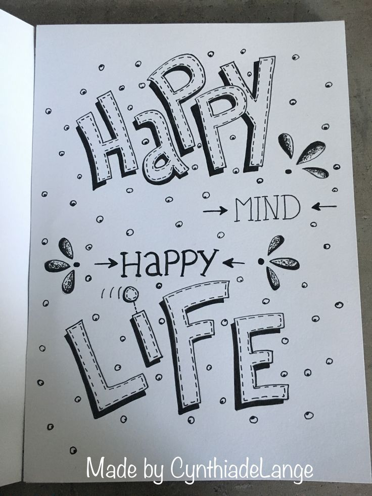 Made By Cynthiadelange Cynthiadelange Hand Lettering Quotes Drawing Quotes Bullet Journal Ideas Pages