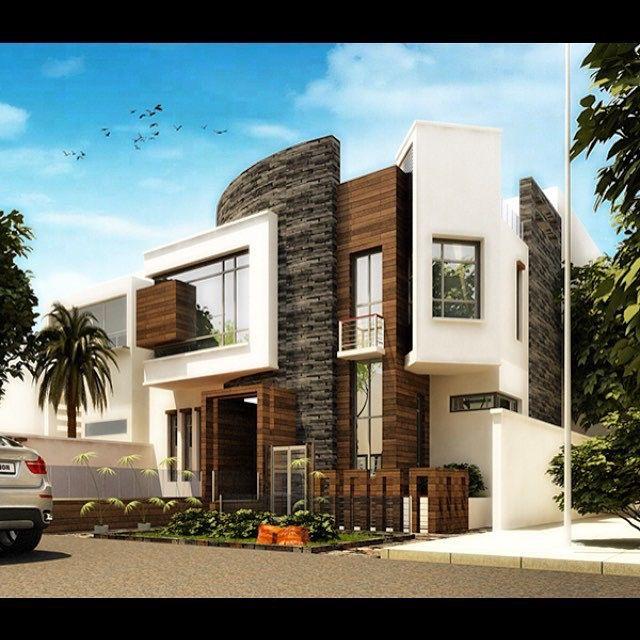 Pin By Fleur7z On Houses Exterior Modern Villa Design Best Modern House Design House Designs Exterior