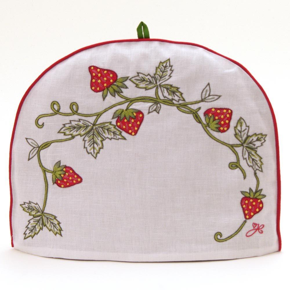 tea cosy | Embroidery | Pinterest | Teteras, Las horas y Costura