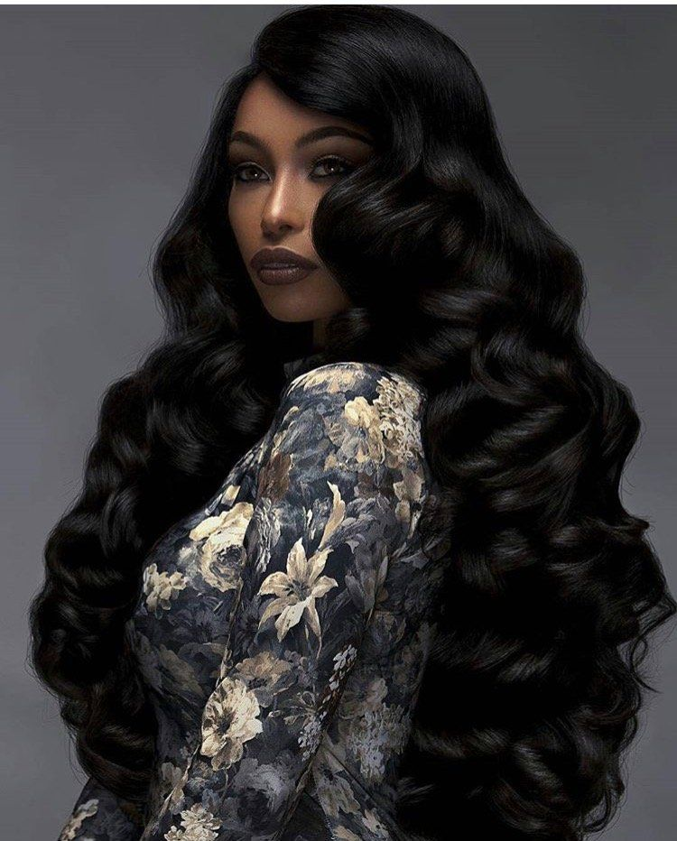 Princess Hair Lock You Have To Use 4 5 Bundles For This Style