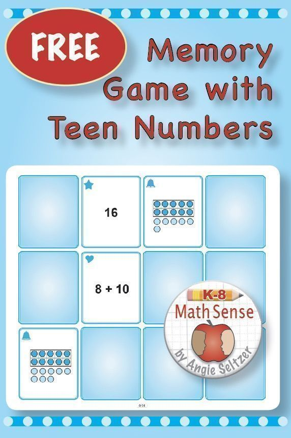Try free online e-concentration games. In this set, KB12, kids match ...