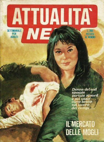 Cover for Attualita' Nera (Edifumetto, 1978 series) #45