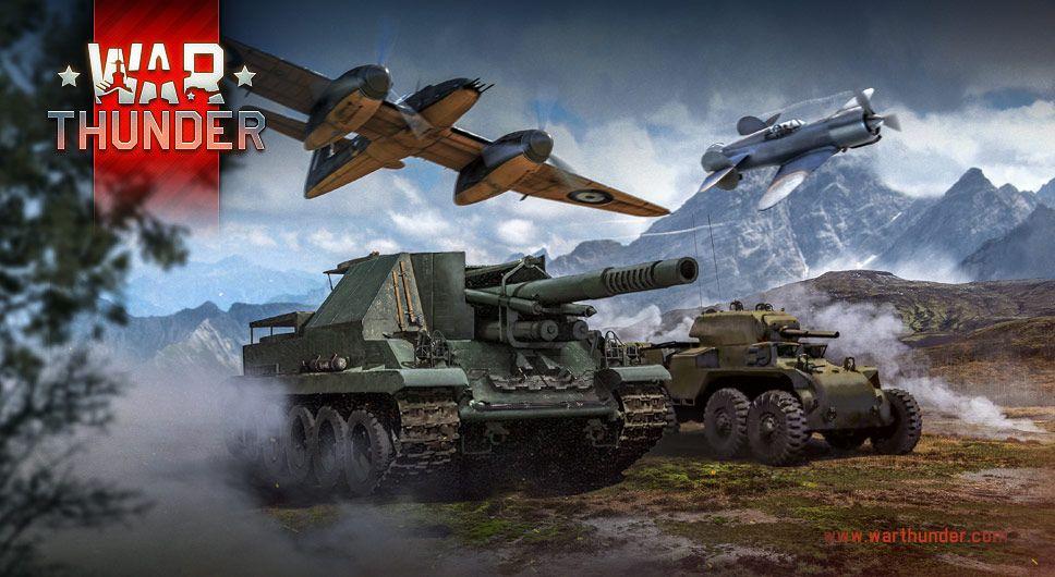 War Thunder Cross Platform Xbox