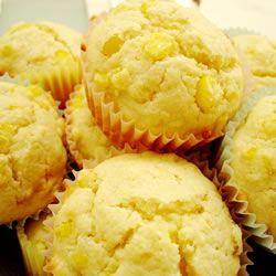 Cornbread Muffins- followed recipe but left out honey. Still very sweet, will make again