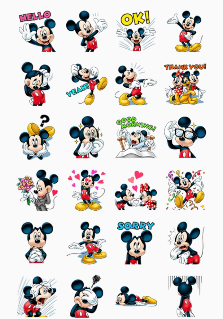 mickey mouse sticker pinterest mickey mouse mice and free printable stickers. Black Bedroom Furniture Sets. Home Design Ideas