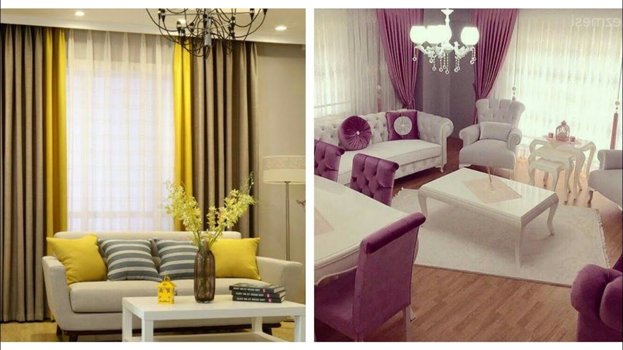 10 Attractive Curtains Decorating Ideas For Living Rooms Curtain