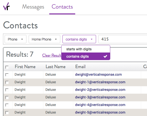 Segment Your Contact List Based On A Set Of Predetermined