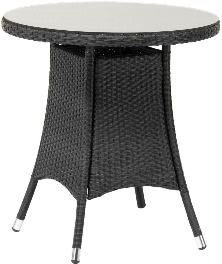 Buy Royal Craft Cannes 3 Piece Bistro Set Ebony Black At 400 x 300