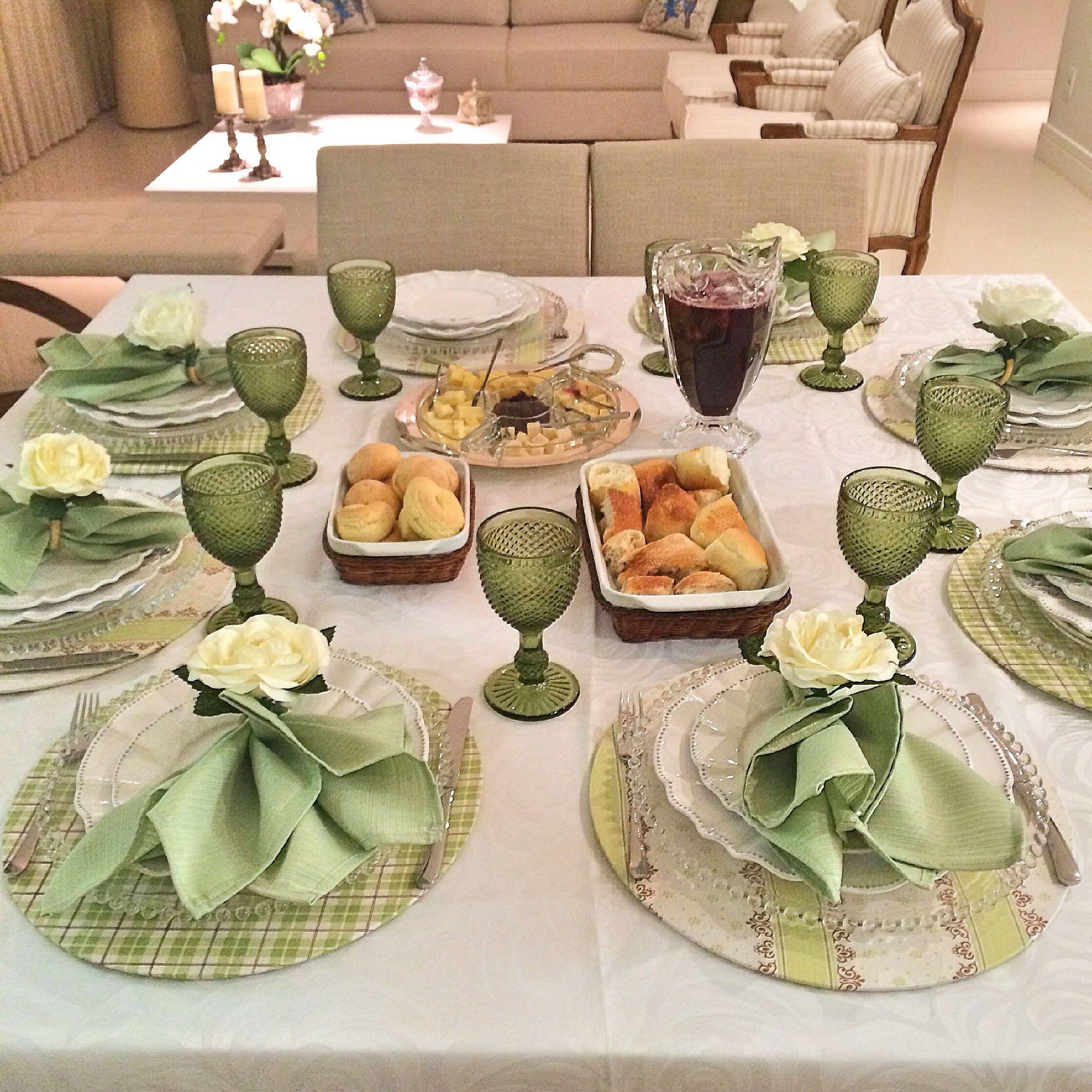Resultado de imagem para mesas postas de jantar