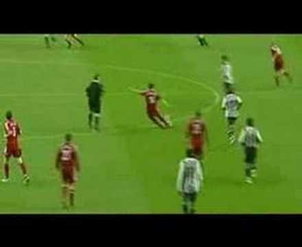 But Xabi Alonso contre Newcastle