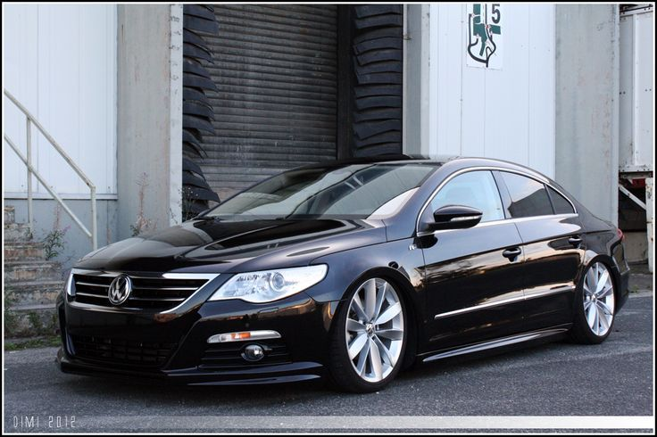 Außergewöhnlich vw cc modified black - Google Search | Next vehicle! Research @NS_06