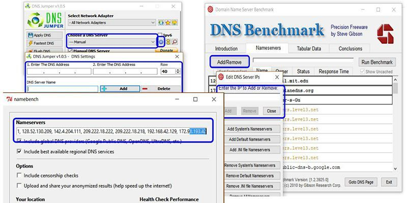 How to Find the Best Alternative DNS Server | dns server
