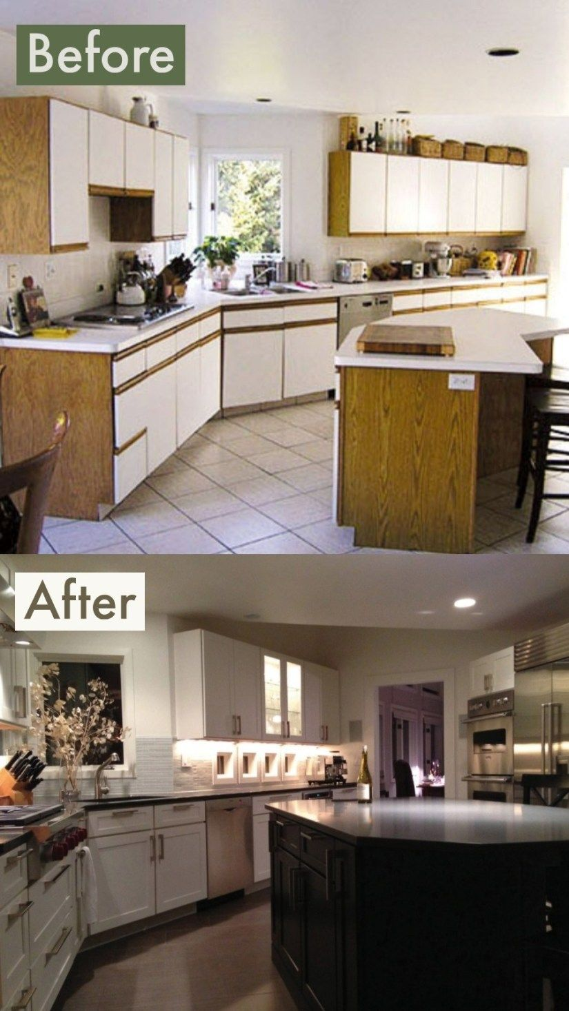 17 Galley Kitchen Remodel Before And After Ideas 2019 Trends