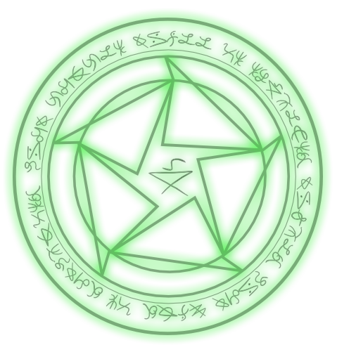 Trap Spell Circle By Archonoffate D5a2ppc Png 479 501 Spell Circle Magic Circle Magic Symbols