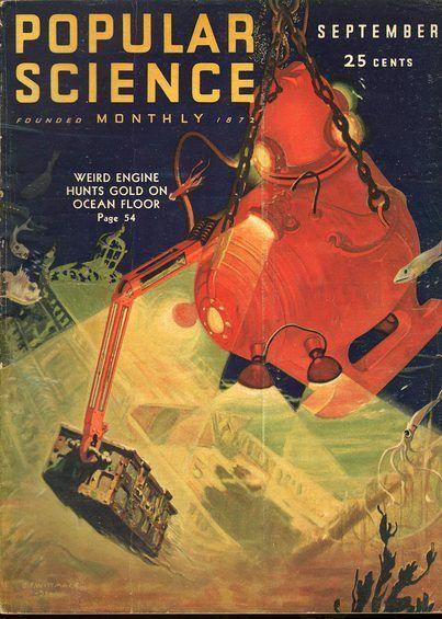 Popular Science September 1931 Science Books In 2018 Pinterest